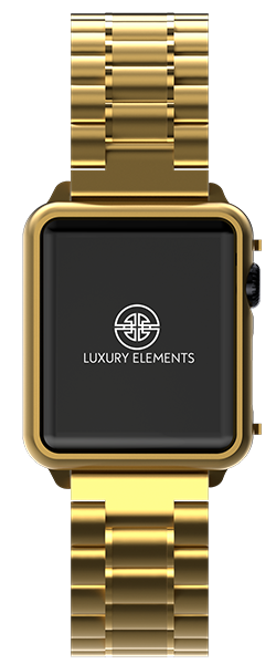 Apple Watch 24 Ct. Gold Plated