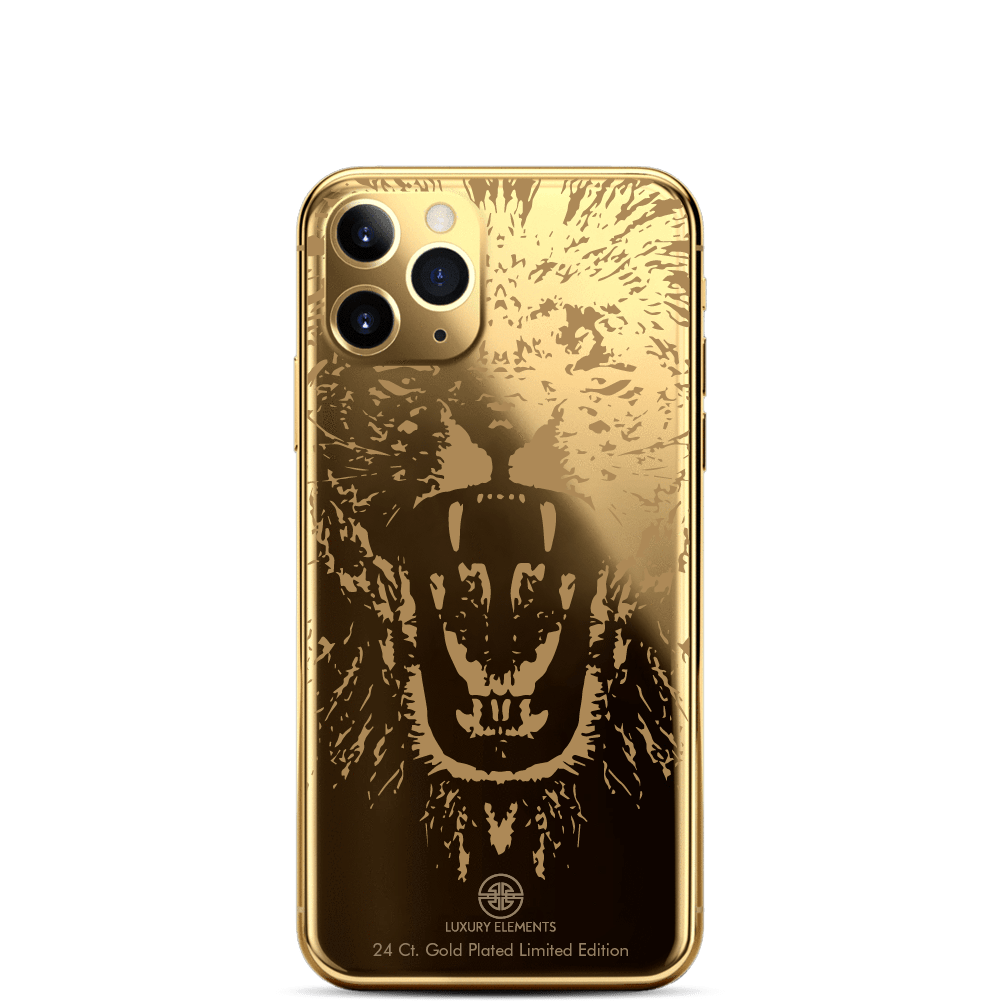 iPhone - Limited Lion Edition