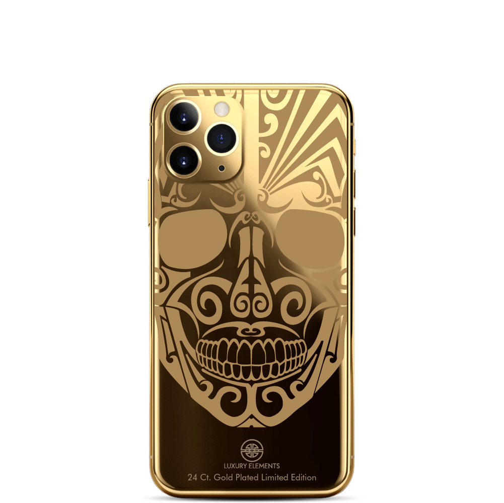 iPhone - Limited Skull Edition